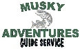 click here to check out Musky Adventures web site